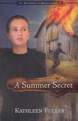 A Summer Secret, Mysteries of Middlefield Series #1   -     By: Kathleen Fuller