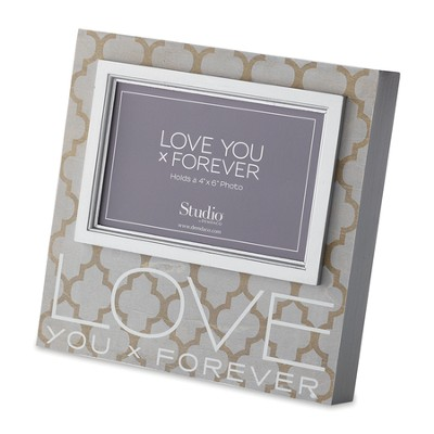 Love You Forever Photo Frame  -