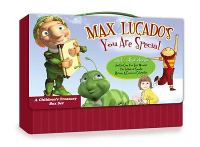 Max Lucado's You Are Special and Three Other Stories: A Children's Treasury Box Set  -     By: Max Lucado