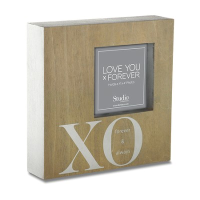 XO Forever and Always Photo Frame  -