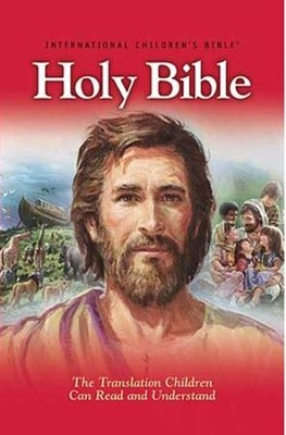 ICB Big Red Holy Bible, Updated Classic Art Edition   -