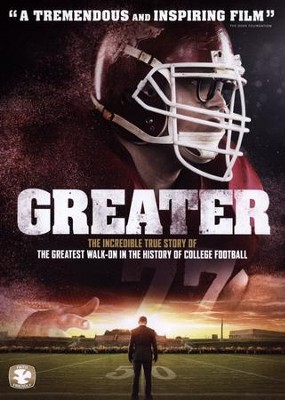Greater, DVD   -