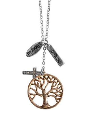 Tree Of Life Necklace  -