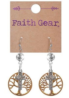 Tree Of Life Earrings  -