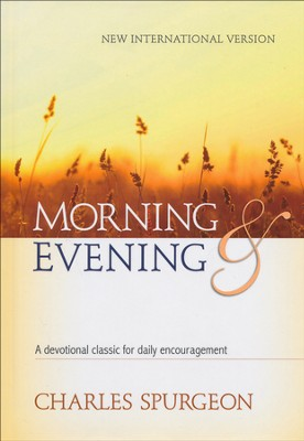 Morning and Evening, NIV Edition, Slightly Imperfect   -     By: Charles H. Spurgeon