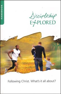 Discipleship Explored Handbook  -     By: Barry Cooper