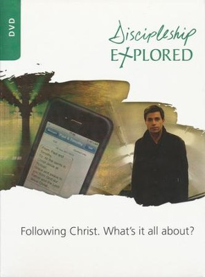 Discipleship Explored, DVD   -     By: Barry Cooper