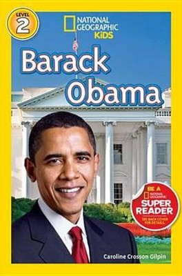 National Geographic Readers: Barack Obama  -     By: National Geographic Kids