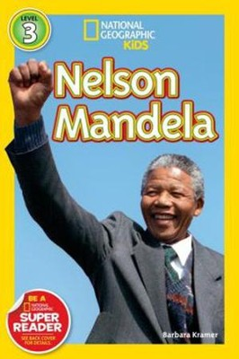 National Geographic Readers: Nelson Mandela  -     By: National Geographic Kids