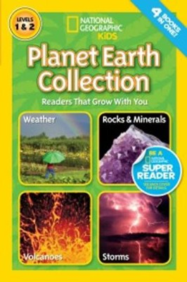 National Geographic Readers: Planet Earth Collection: Readers That Grow With You  -     By: National Geographic Kids