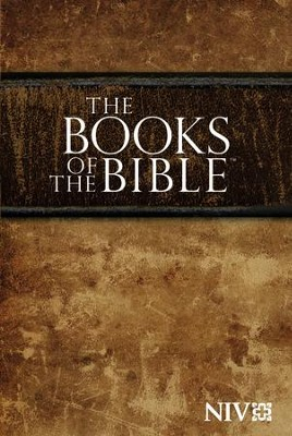The Books of the Bible (NIV) / Special edition - eBook  -     By: Zondervan