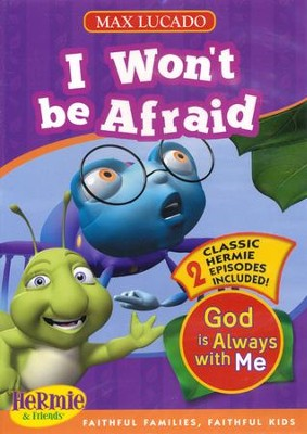 I Won't Be Afraid: A Webster and Stanley 2-in-1 DVD   -