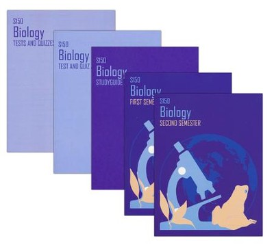 Landmark's Freedom Baptist Science S150, Biology, Grade 10   -
