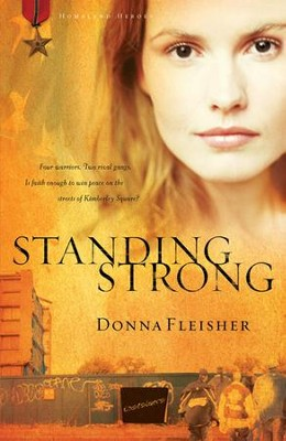 Standing Strong - eBook  -     By: Donna Fleisher