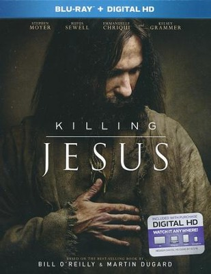 Killing Jesus, Blu-ray/Digital HD   -