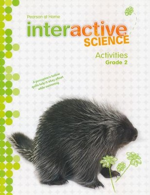 Pearson Interactive Science Grade 2 Activities   -