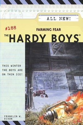 Farming Fear - eBook  -     By: Franklin W. Dixon