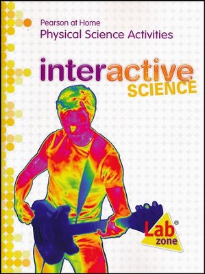 Pearson Physical Science: Interactive Science Activities (Grades 6-8)  -