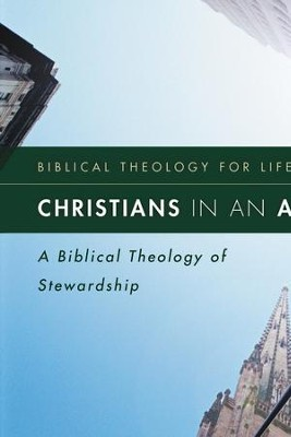 Christians in an Age of Wealth: A Biblical Theology of Stewardship  -     By: Craig L. Blomberg