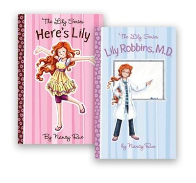 The Lily Series, Volumes 1 & 2  -     By: Nancy Rue