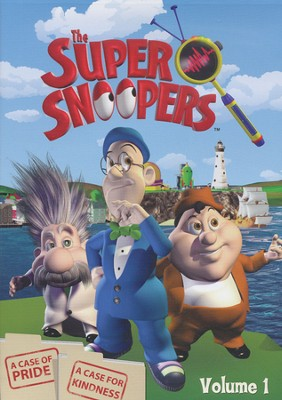 The Super Snoopers Volume 1, DVD    -