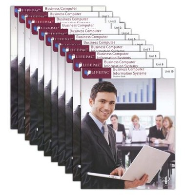 Business Computer Information Systems Lifepac Set   -