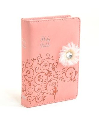 ICB Ballerina Bible - Imperfectly Imprinted Bibles  -