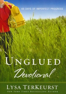 Unglued--Devotional (slightly imperfect)   -     By: Lysa TerKeurst