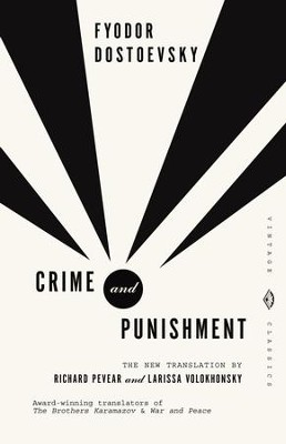 Crime and Punishment - eBook  -     By: Fyodor Dostoevsky