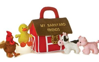 My Barnyard Friends with Carrier  -