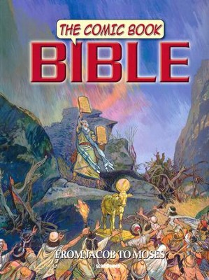 Comic Book Bible, Volume 2  -