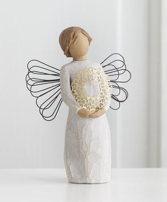 Willow Tree, Sweetheart, Angel Figurine  -     By: Susan Lordi