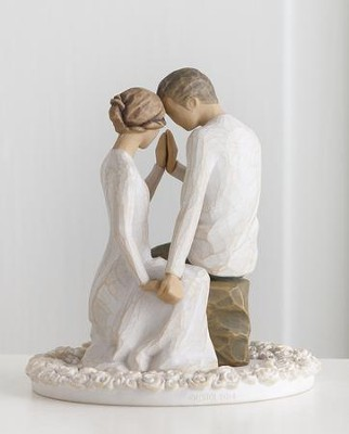 Willow Tree, Around You Cake Topper  -     By: Susan Lordi