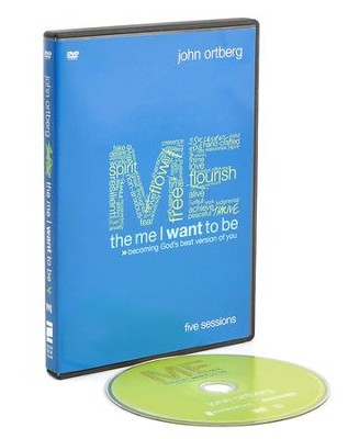 The Me I Want to Be, DVD  -     By: John Ortberg