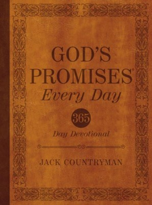 God's Promises Every Day  -     By: Jack Countryman