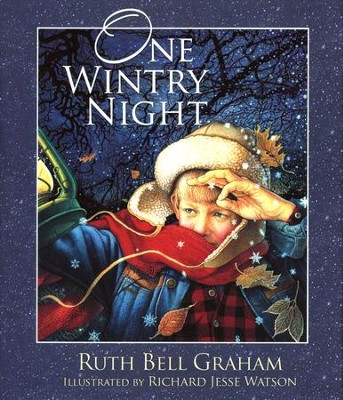 One Wintry Night - Slightly Imperfect  -     By: Ruth Bell Graham