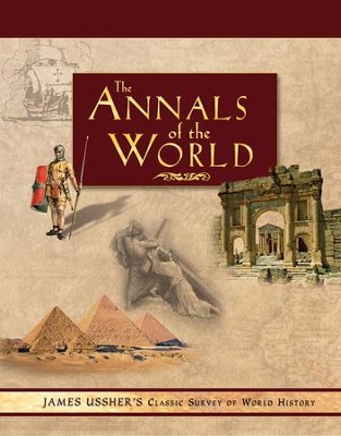 Annals of the World - eBook  -     By: James Ussher
