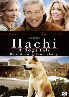 Hachi: A Dog's Tale, DVD   -
