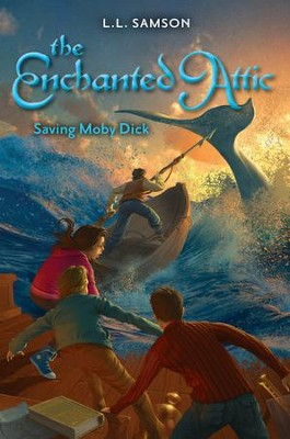 Saving Moby Dick - eBook  -     By: L.L. Samson