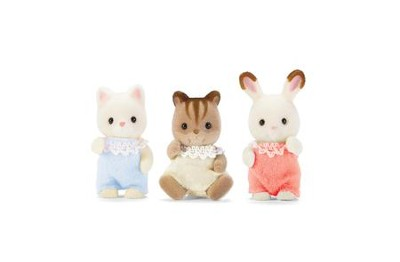 Calico Critters, Baby Friends  -