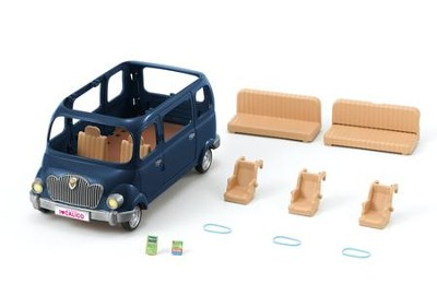 Calico Critters, Family Seven Seater  -