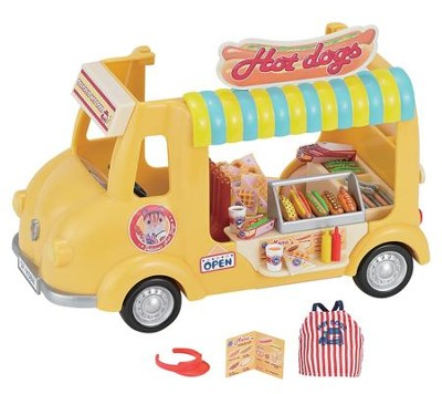 Calico Critters, Hot Dog Van  -