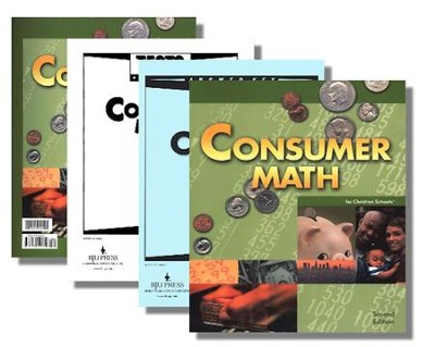 BJU Consumer Math Homeschool Kit (Second Edition)    -