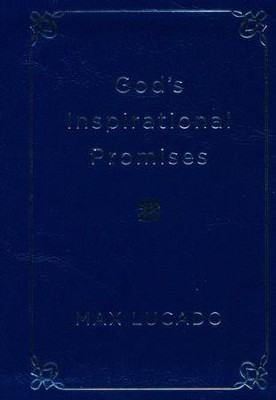 God's Inspirational Promises  -     By: Max Lucado