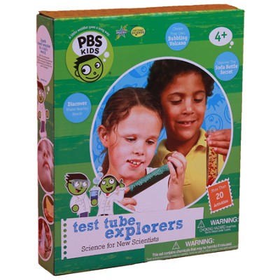 Test Tube Explorers   -