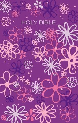 ICB Gift & Award Bible, Girls' Edition   -