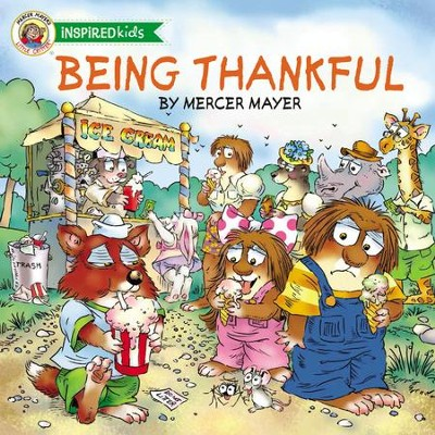 Being Thankful  -     By: Mercer Mayer