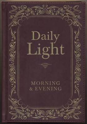 Daily Light, Morning & Evening Edition   -     By: Samuel Bagster