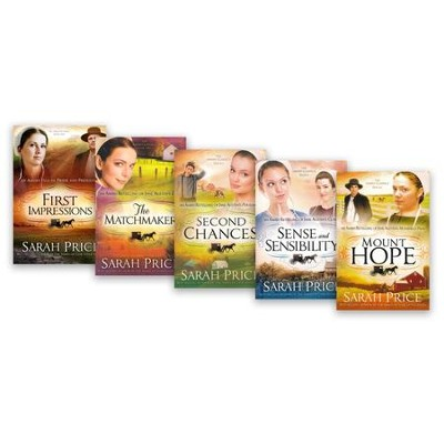 The Amish Classics Series, Volumes 1-5  -     By: Sarah Price