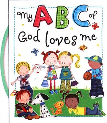 My ABC of God Loves Me  -